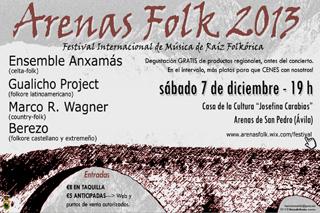 Cartel Arenas Folk