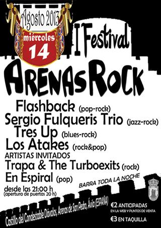 Cartel Arenas Rock I