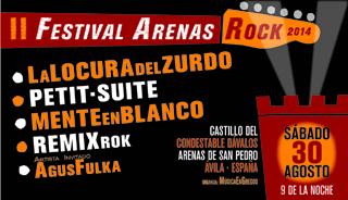 Cartel Arenas Rock II