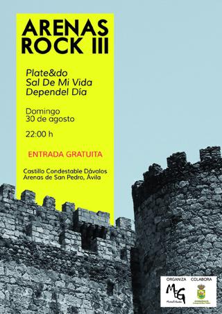 Cartel Arenas Rock III